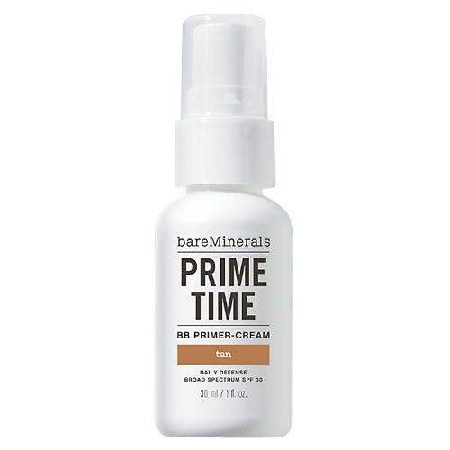 bareMinerals Prime Time BB Primer Cream Daily Defense SPF30 Tan 30ml