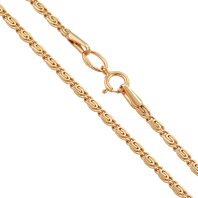 Chain (chain) of red gold