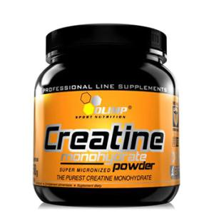 Креатин в порошке Olimp Creatine Monohydrate Powder SM (550 г) нейтральный