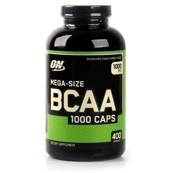 BCAA 1000 caps 400 капсул