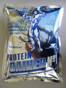 Protein Gainer № 1, Junior (Юниор) (800 гр.)