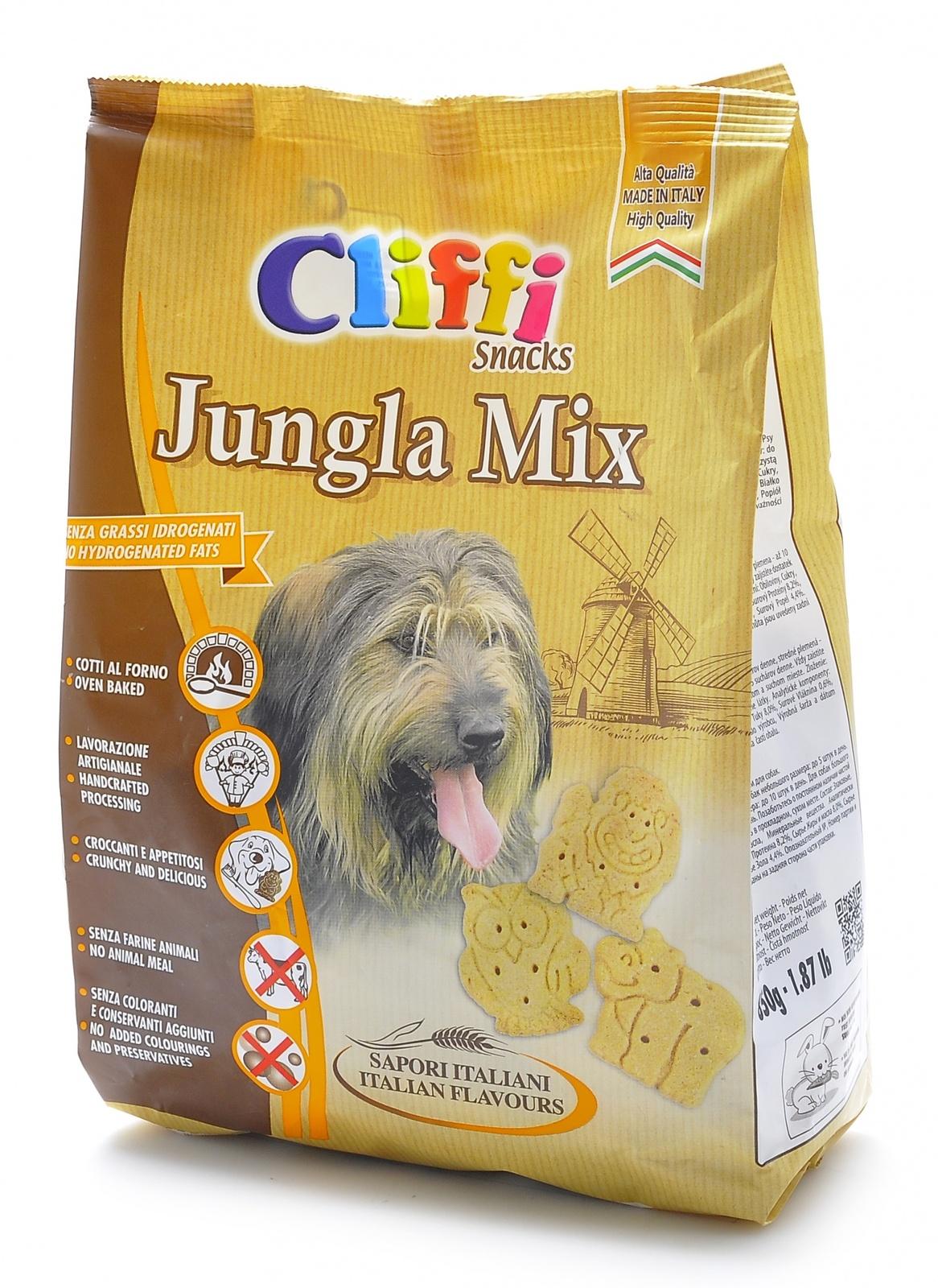Лакомство для собак Cliffi, хрустящее печенье