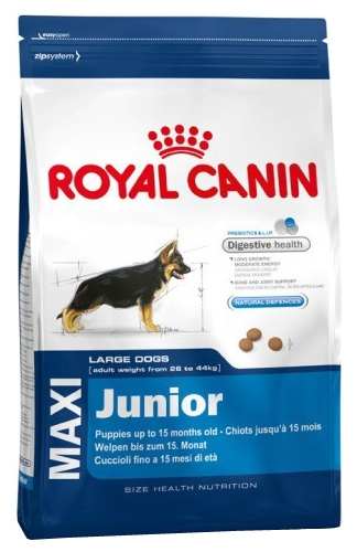 Royal Canin Maxi Junior (15 кг)